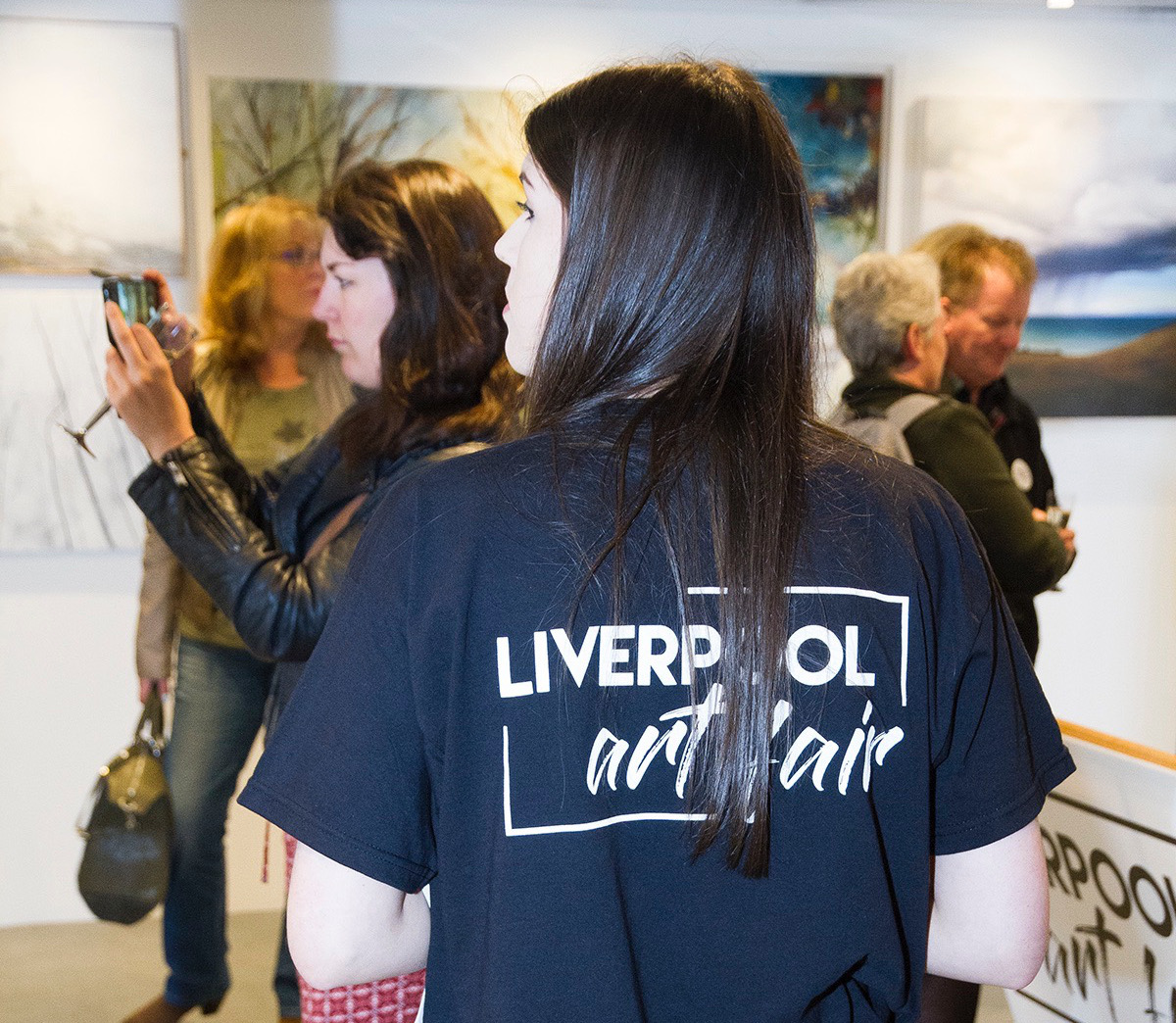 Liverpool Art Fair Sales Assistants Wanted