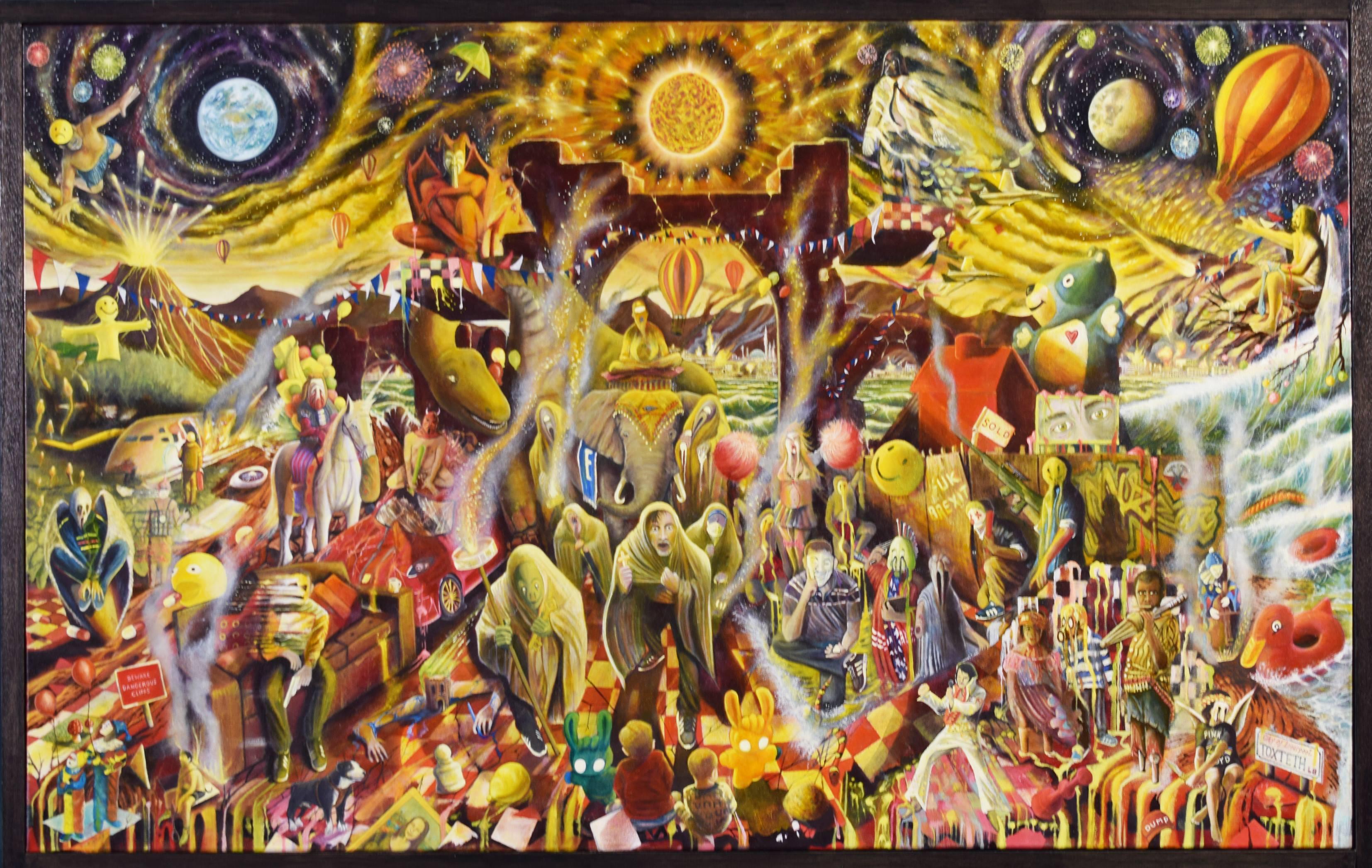 Alan Murray - The Damned Parade