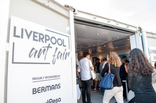 Liverpool Art Fair 2018