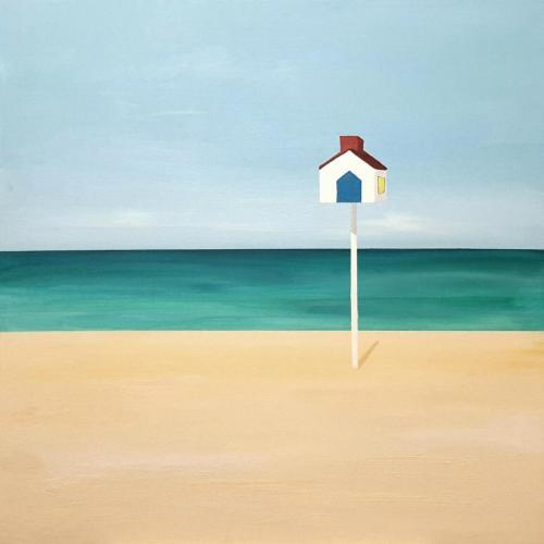 Steve Bayley - Deauville Beach