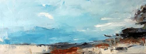 Sue Sharples - View, Coastal I