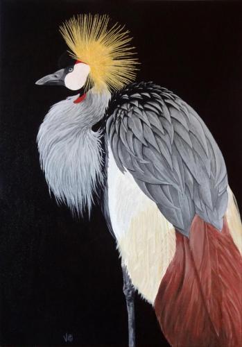 Victoria Johnstone - Crane
