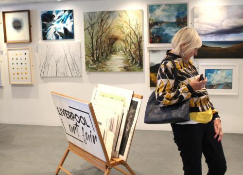 Liverpool Art Fair 2017